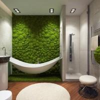 contemporary-bathroom-interior-trends-vertical-garden-bathtub